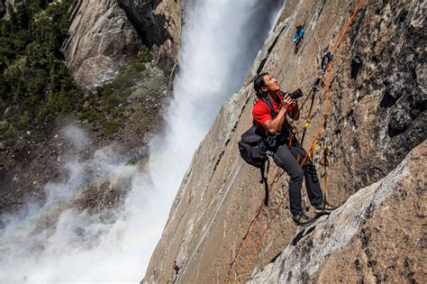Interview with Photographer Jimmy Chin on Risk, Courage