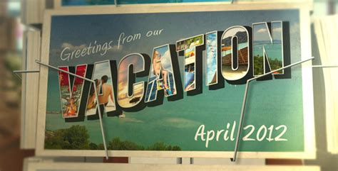 Postcard Vacation by FluxVFX-templates | VideoHive