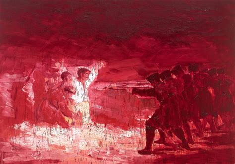 Horror Is a Constant, as Artists Depict War - The New York