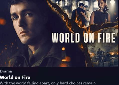 How to Watch World on Fire (BBC) From Any Country