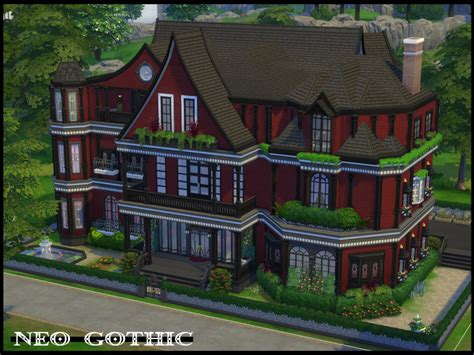 A3ON97's Neo Gothic House