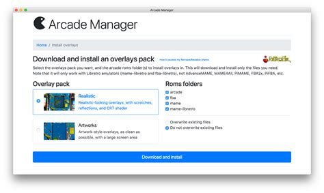GitHub - cosmo0/arcade-manager: Arcade management tool to