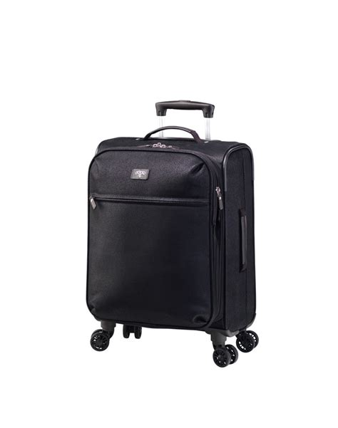 4450M: Valise cabine extensible 55 cm 4 roues - Jump Bagage