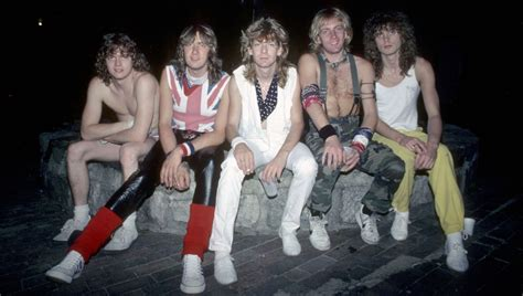 Def Leppard, Rage Against the Machine, MC5 Among Rock and