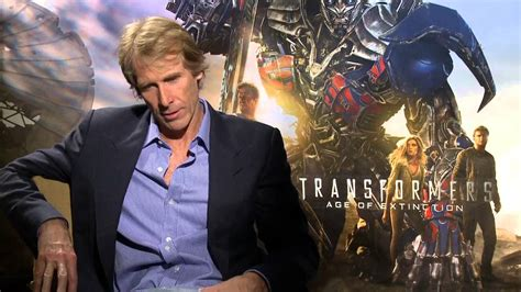 Transformers 4: Age of Extinction: Director Michael Bay