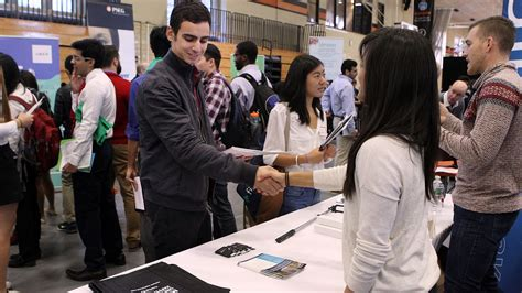 Science and Technology Job Fair   School of Engineering