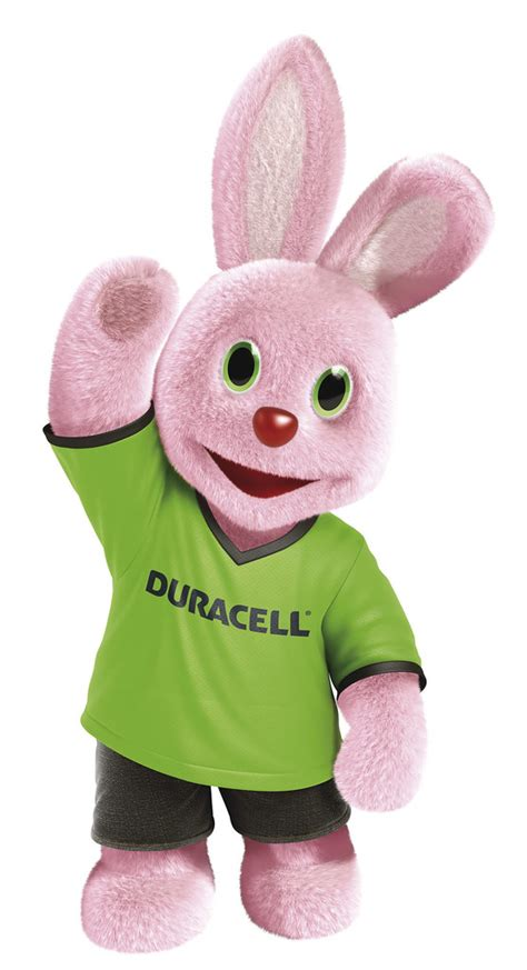 Duracell Bunny | Duracell Bunny powered by Duracell
