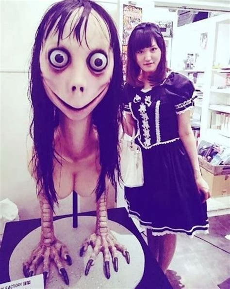 The Truth Behind The Momo Challenge