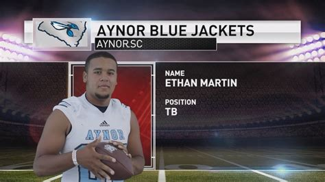 Aynor Blue Jackets high school football preview   WPDE