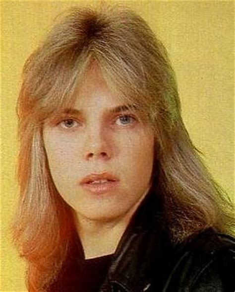 Classify Swedish vocalist Joey Tempest from the metal band