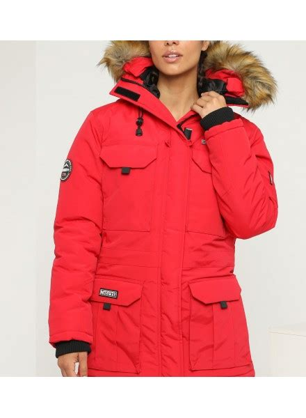 ALPES LADY ROJO | Geographical Norway