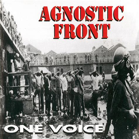 Agnostic Front - One Voice (2010, CD) | Discogs