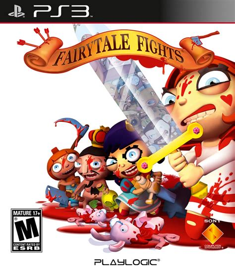 Fairytale Fights Review - IGN