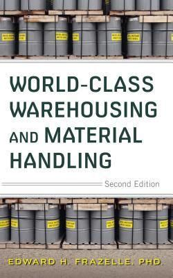 [PDF DOWNLOAD] World-Class Warehousing and Material