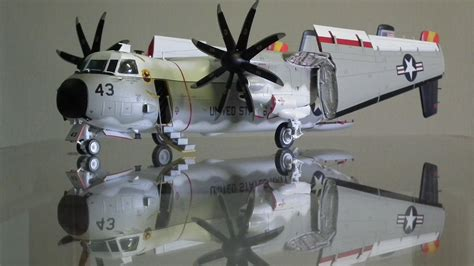 1/48 Scale C-2A(R) Greyhound by Paul Newman