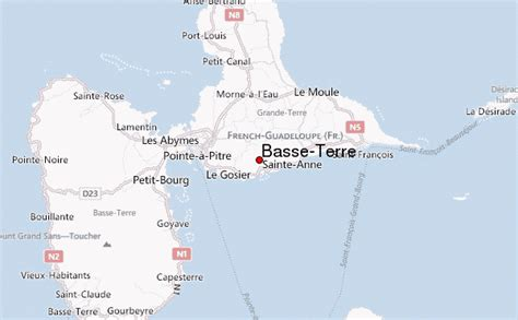 Basse-Terre Location Guide