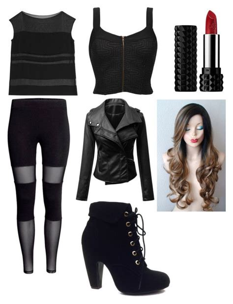 Vampire Academy Rose Hathaway Battle Outfit   Ropa, Ropa