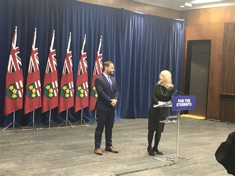 Ontario's Tories eliminate free tuition for low-income