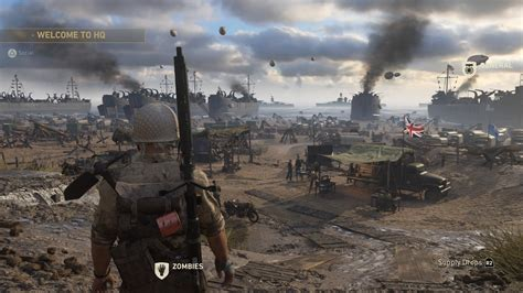 [Test] Call of Duty : WWII [PS4, PC, XBO] | Journal du Geek