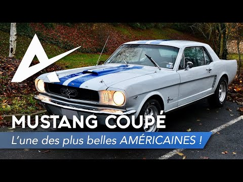 FORD MUSTANG 1965 GT COURSE - GTVintage
