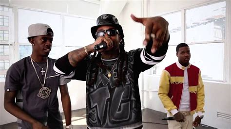 Lil Durk, Rich Homie Quan & Ty Dolla $ign Cypher - 2014