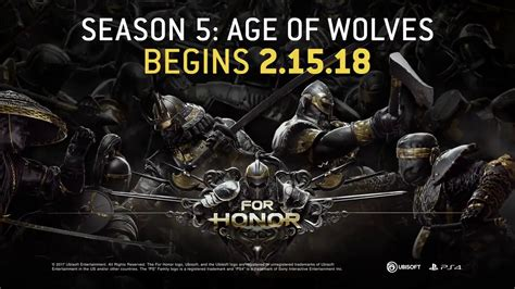 For Honor is finally getting dedicated servers this month