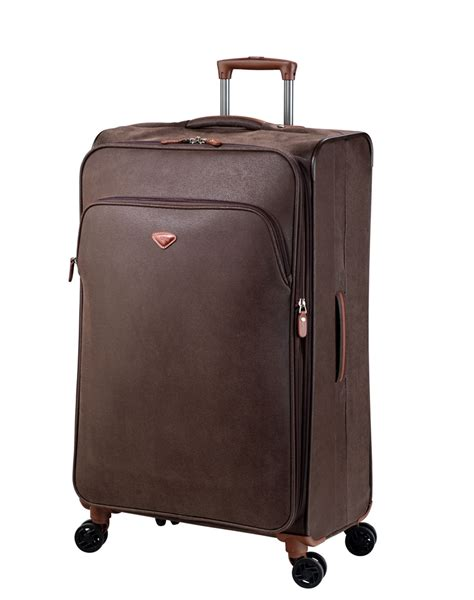 4452AEX: Valise extensible 4 roues doubles 78 cm - Jump Bagage