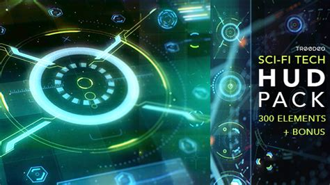 HUD Sci-Fi Infographic by Treedeo   VideoHive