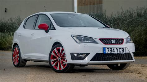 2015 Seat Ibiza FR Red Edition (UK) - Wallpapers and HD