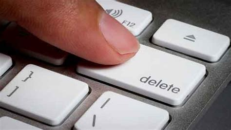Delete Yourself From The Internet With This Button