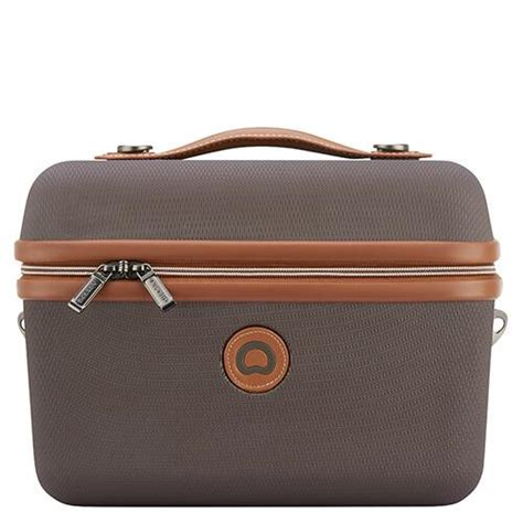 Delsey Chatelet Air Tote Beauty Vanity Case | Go Places