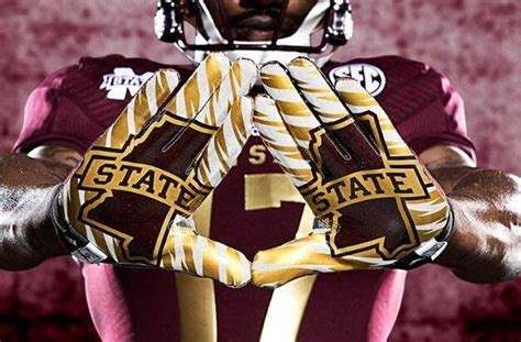 Photos: New Mississippi State football uniforms for Egg