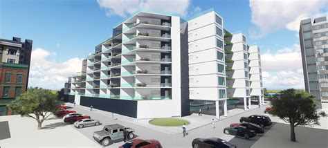 Eco-Friendly Residential Complex Project