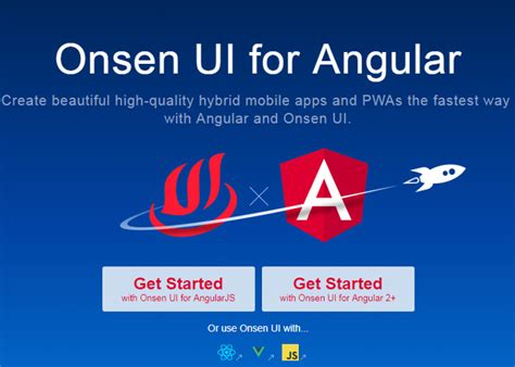 Top 8 Angular Component Libraries You Should Know in 2019