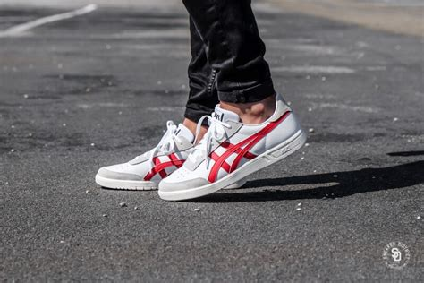 Asics Gel Vickka TRS White/Classic Red - 1193A033-103