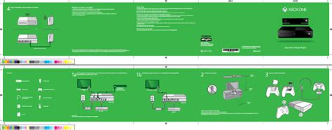 A Portuguese Xbox One Installation Manual Has Leaked - Now