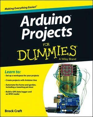 Arduino Projects For Dummies (Free PDF Download