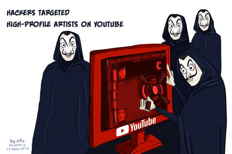 YouTube hackers targeted high-profile artists on Vevo