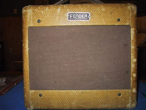 A Quick History Of Fender Tweed Amps - ProAudioLand