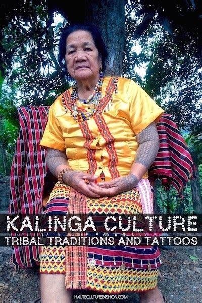 Kalinga Culture: Tribal Traditions and Tattoos in the