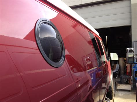 The CANDYVAN Build – My Reverse Commute