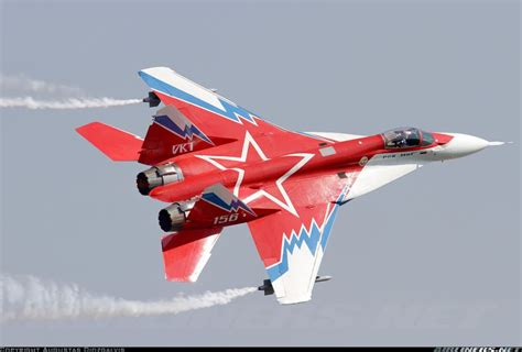 Mikoyan Gurevich MiG Russia jet fighter russian air force
