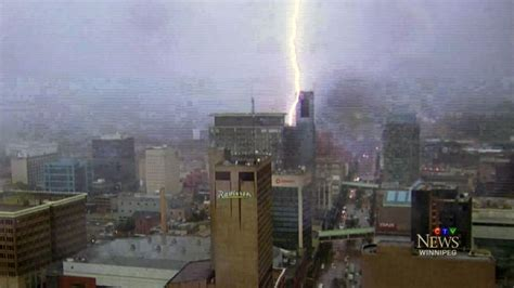 Severe storm or not, lightning a big concern: Environment