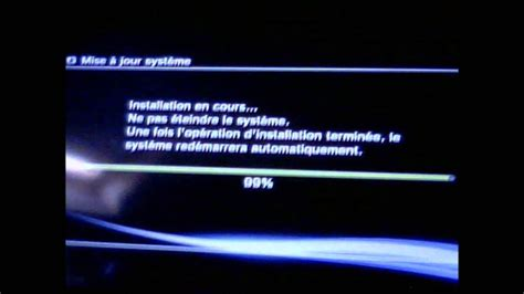 (PS3)Probleme mise a jour + recovery mode - YouTube
