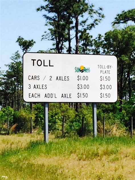 Toll By Plate Invoice Florida * Invoice Template Ideas