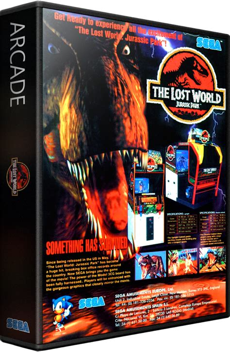 The Lost World: Jurassic Park Details - LaunchBox Games