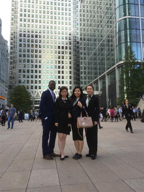 Stirling students win global Investment Banking