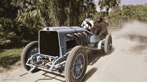 GALLERY: Go Behind The Scenes On Our 1908 Mors Grand Prix