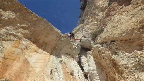 Climbing in Spain with Mountaineering Joe on the Costa