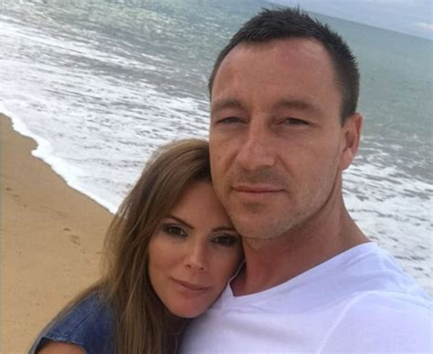 John Terry: Chelsea star enjoys holiday with wife ahead of
